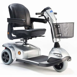 Hire this Midrange D mobility scooter in Tenerife