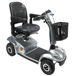 Hire this Midrange C mobility scooter in Tenerife