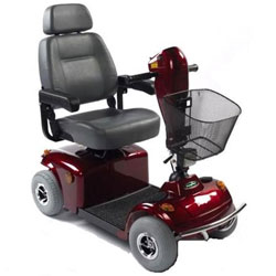 Hire this Superior B mobility scooter in Tenerife