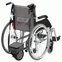 Hire this manual wheelchair in Tenerife
